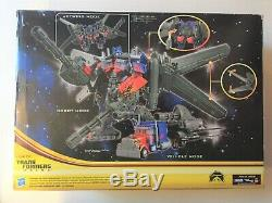 Transformers Dark of the Moon DOTM Jetwing Optimus Prime NEW SEALED MINT