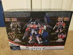 Transformers Dark of the Moon Jetpower Optimus Prime DOTM Jetfire Buster 2 pack
