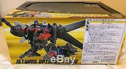 Transformers Dark of the Moon Jetwing Optimus Prime Black Version TAKARA TOMY