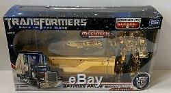 Transformers Dark of the Moon MECHTECH Optimus Prime LUCKY DRAW MIB