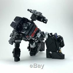 Transformers FansHobby MB-06A POWER BASER Dark Optimus Prime in stock