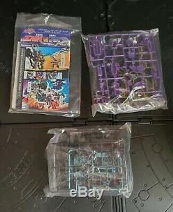 Transformers Grand Scourge Hyper Mode Dark Convoy Model Kit Nemesis Prime