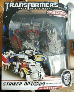 Transformers Leader Class DA-28 Dark of the Moon Striker Optimus Prime NIB