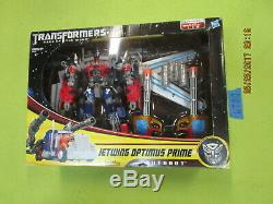 Transformers Movie Lot DOTM JETWING OPTIMUS PRIME Dark of the Moon Supreme Class
