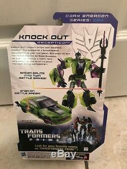 Transformers Prime Dark Energon Deluxe Lot of 3