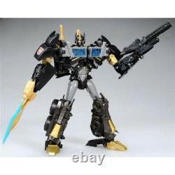 Transformers Prime First Edition Dark Guard Optimus Prime Black Takara Tomy