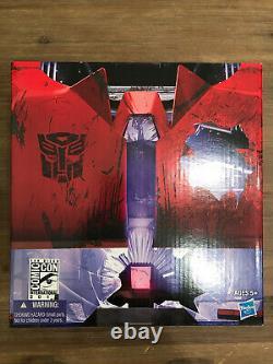 Transformers Prime SDCC 2012 Terrorcon Cliffjumper Dark Energon Zombie Robot