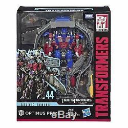 Transformers Studio Series 44 Dark of The Moon Movie Optimus Prime Action Figure