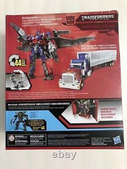 Transformers Studio Series #44 Leader Optimus Prime Dark Of The Moon Jetwing