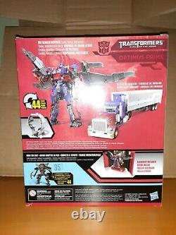 Transformers Studio Series Transformers Dark Of The Moon Optimus Prime #44 New