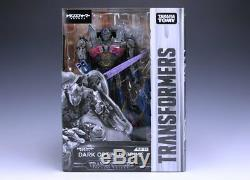 Transformers The Last Knight TLK-EX DARK OPTIMUS PRIME Voyager Class Limited