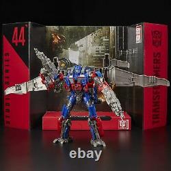 Transformers Toys Studio Series 44 Leader Class Dark of The Moon Optimus Prime