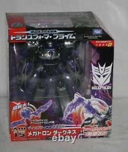 Transformers prime am-15 darkness megatron MISB