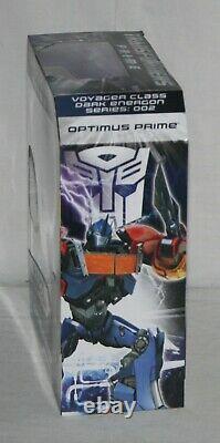 Transformers prime dark energon optimus megatron MISB bbts exclusive