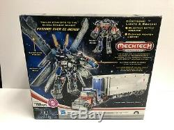 ULTIMATE OPTIMUS PRIME Transformers Dark of the Moon Mechtech Weapons NEW