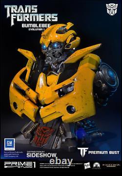US Seller! NEW Prime 1 Studio Transformers Bumblebee Polystone premium bust