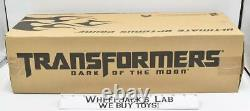 Ultimate Optimus Prime 2011 SCDD Exclusive MISB Transformers Dark of the Moon