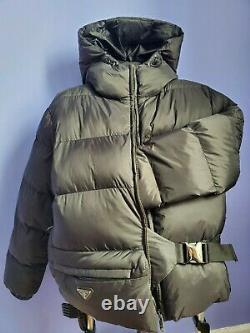 Women's Coat beautiful quality size small color dark grey