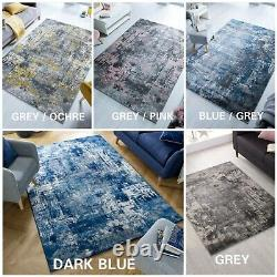 Wonderlust New Fashion Abstract Soft Quality Rug Small Large Carpet Runner