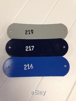 1 1/2 Vinyle Pour Strapping Meubles De Patio Réparation 200' Roll -couleur Choix