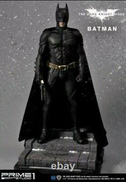 1 / 3 Batman The Dark Knight Rises Statue Prime 1 Studio Exclusive #41/350 Sold Ou