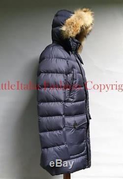 2019 Manteau D'hiver De Parka Chaud De Qualité Supérieure Italie Cappotto Piumino S XXXXXL