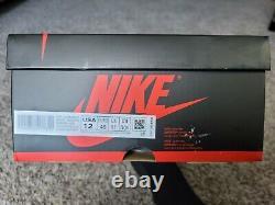 2020 Air Jordan 1 Rétro High Og Dark Mocha 555088 105 Taille 12