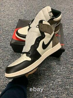 2020 Air Jordan 1 Rétro High Og Dark Mocha 555088 Taille Mens 13