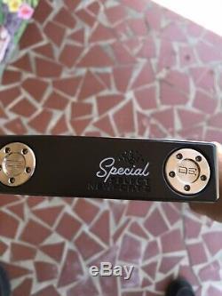 2020 Scotty Cameron Newport Special Select 2 Xtreme Noir