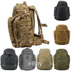 5.11 Sac À Dos Tactical Rush 72 Choix De Couleurs # 58602