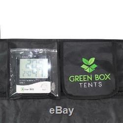 600d Tissu Haut De Gamme Grossir Tente Select Taille Dark Room Reflective Mylar Durable Zip