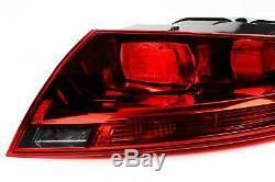 Audi Tt 06-14 Rouge Foncé Arrière Feu Arrière Lampe Droit Pilote Oem Off Side