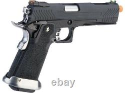 Aw Custom Hx11 Hi-capa Grade De Compétition Full Auto Select Fire Gbb Pistol