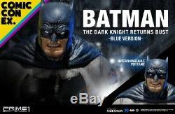 Batman Chevalier Noir Retourne 1 Premier Buste Bleu