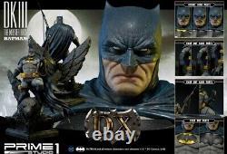 Batman Dark Knight Master Race Prime 1 Studio Statue Deluxe Exclusivité