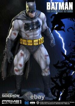 Batman The Dark Knight Returns 33 Tall Statue Par Prime 1 Studio Nib Sealed