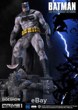 Batman The Dark Knight Returns - Statue De Frank Miller Exclusive, Prime 1 Studio