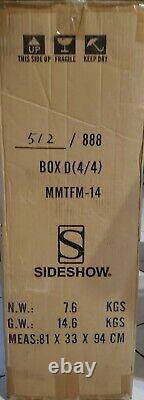 Brand New Prime 1 Studios Limited Transformateurs Shockwave Cachée De La Lune / 888
