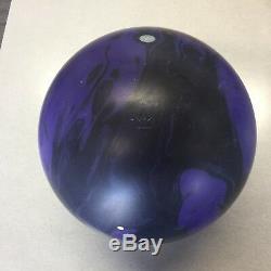 Brunswick Dark Nirvana 1ère Qualité Bowling Balle 14 Lb Nouveau Dans La Boîte