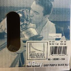 Brunswick Dark Nirvana 1ère Qualité Bowling Bille 14 Lb Neuf Dans Sa Boite