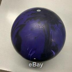 Brunswick Dark Nirvana 1st Quality 14 Lb Boule De Bowling Nouveau Dans La Boîte