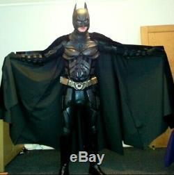 Costume Le Chevalier Noir Batman Costume Taille Adulte Grand Studio Qualité