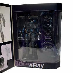 DC 9 Prime De Collection Figurine Dark Knight Batman Robin Batmobile Nouveau