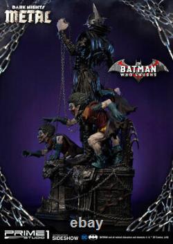DC Comics Batman Who Laughs Dark Nights Metal Statue Prime 1 Studio