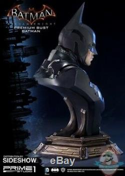 DC Comics Buste Batman Prime 1 Studio Dark Arkham Knight Buste Sideshow