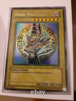 Dark Magician Lob Non Première Édition Mais En Grande Qualité
