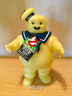 Diamant Sélectionner Ghostbusters Glow In Dark Stay Puft Marshmallow Bank Ny Comic Con