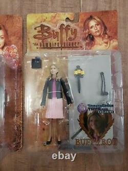 Diamond Select Toys Buffy La Tueuse Vampire Buffybot & Dark Witch Willow Figurine