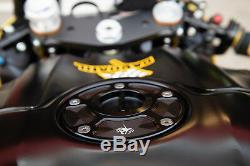 Ducati Monster 1100 Evo 796 696 Tankverschluß Bouchon De Carburant Du Réservoir Tankdeckel Tapo