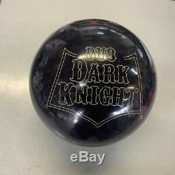 Dv8 Dark Knight 15 Lb Boule De Bowling 1ère Qualité Nouvelle Dans La Boîte Rare Non Percés